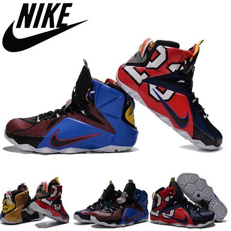 nike basketball shoes wholesale nike lebron 12 xii what the lj12 basketball shoes