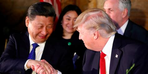 trump says it was a great honor meeting with china s