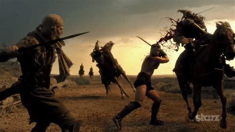 gladiator film uncut spartacus vengeance liam mcintyre viva bianca lucy
