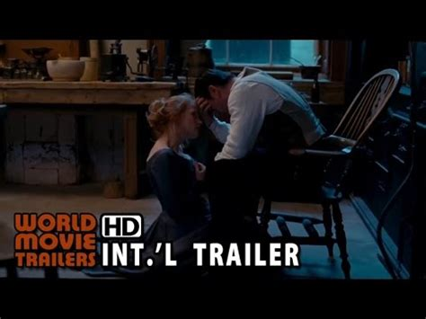 miss julie official international trailer 2014 jessica chastain colin farrell movie hd