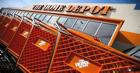 home depot posts earnings of 95 cents a vs 90 cents