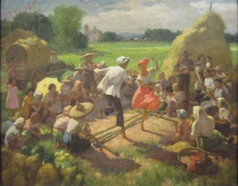biography of filipino artist who are some famous filipino painters and the names of