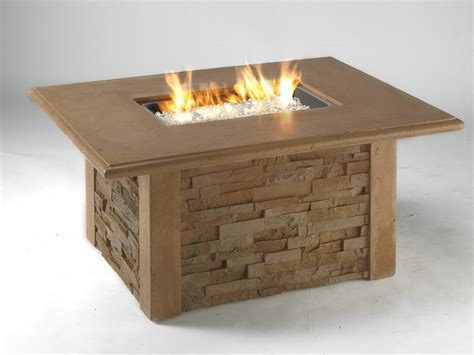 Outdoor Fireplace Table by 48 Outdoor Pit Table