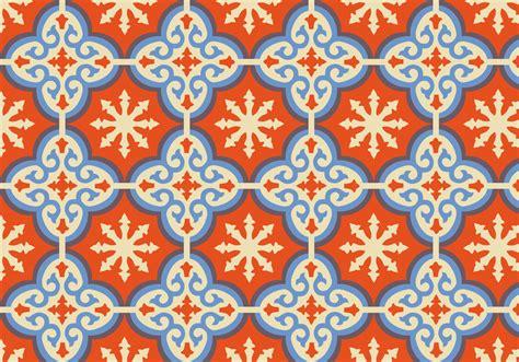 orange pattern vector orange moroccan pattern background vector download free