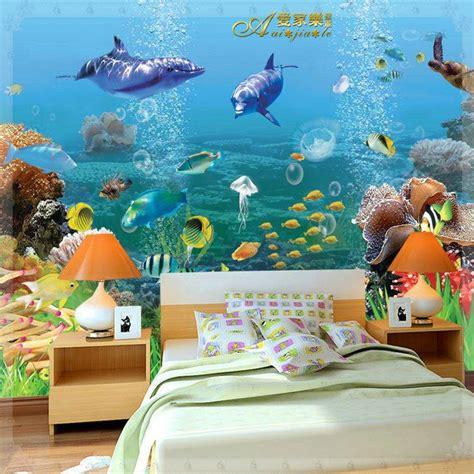 wallpaper for walls in peshawar large 3d underwater murals photo wallpaper for child kids