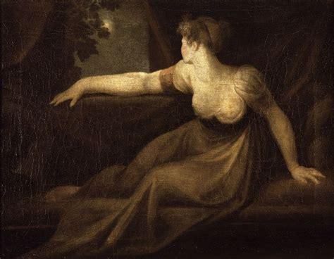 amaca accento il romanticismo nei dipinti e nell arte in generale