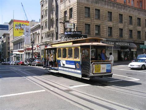 san francisco häuser e tram mondo skyscrapercity