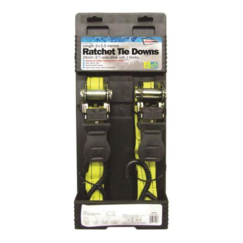 Tali Pengikat Ratchet Tie 25mm X 5mm streetwize 2x 25mm 3 5mm ratchet tie downs 376203 ideal world