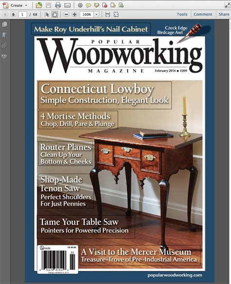 best woodworking magazines february digital issue read it free popular