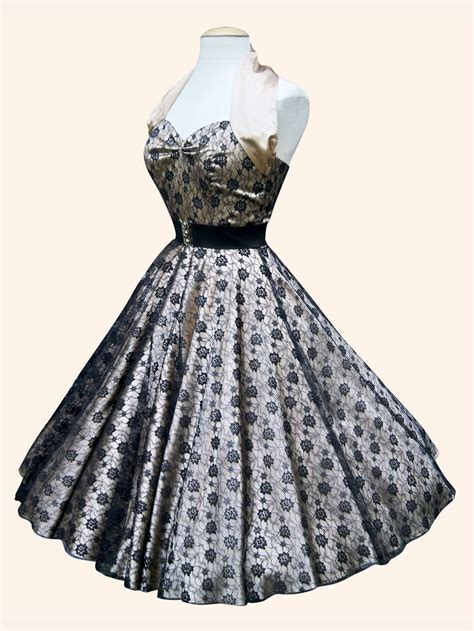 1950 swing dresses 1950s style vivien of holloway chagne lace rockabilly