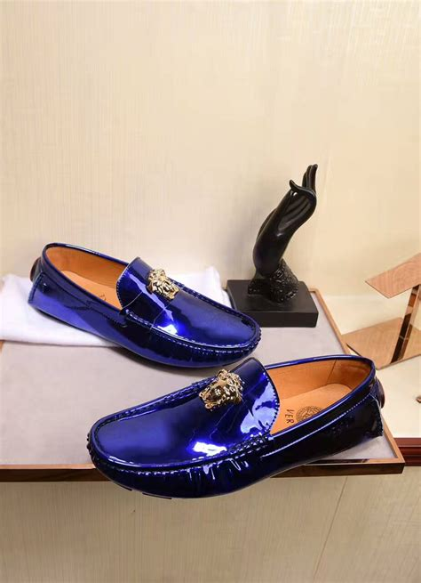 shoes for cheap cheap versace leather shoes in 269452 for 80 50 on
