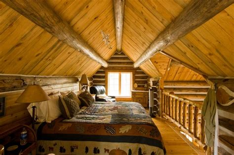 log cabin bedroom dream master bedroom photos slideshow