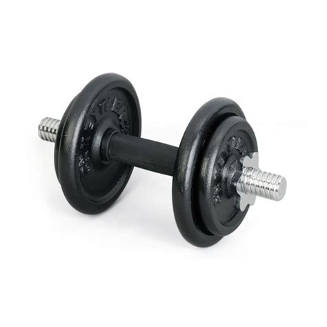 Dumbell Kettler 2 Set 20 Kg kettler cast iron dumbbell set best buy at sport tiedje