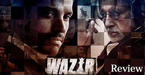 biography of movie wazir wazir movie review rating live updates amitabh