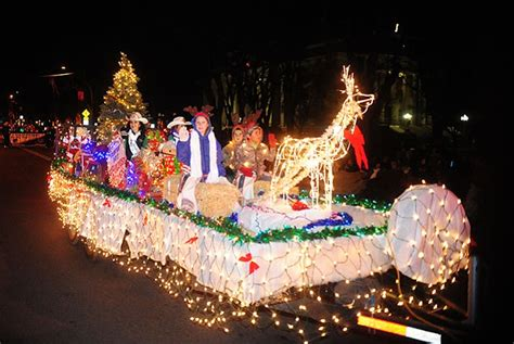 christmas light parade ideas holiday light parade kicks off prescott s christmas season
