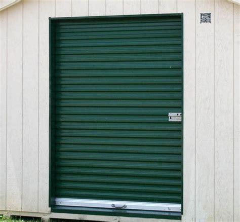 Metal Roll Up Doors by Model 650 Light Duty Mini Rolling Self Storage Steel Roll Up Door