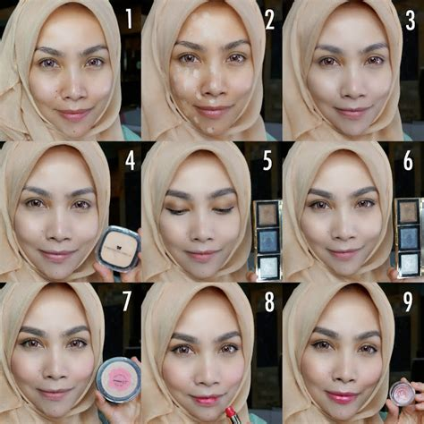 tutorial make up yatie sendayu tinggi yatie sendayu tinggi tips kulit gebu tutorial mekap