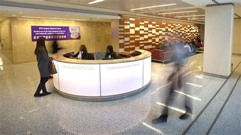 Suzuki Family Support Desk by Guest Services Nyu Langone Health