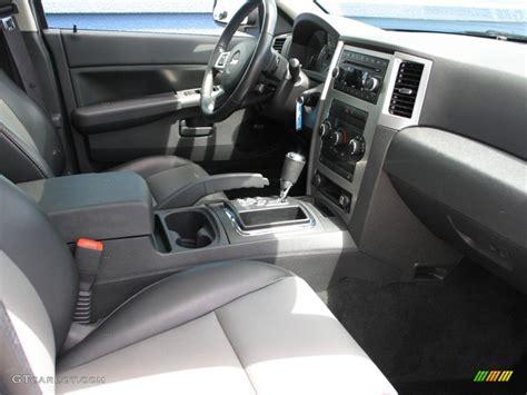 Jeep Grand 2008 Interior by 2008 Jeep Grand Laredo 4x4 Interior Photo