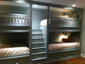 Furniture Row Bedroom Sets double bunk beds in our new basement bunk room fun for