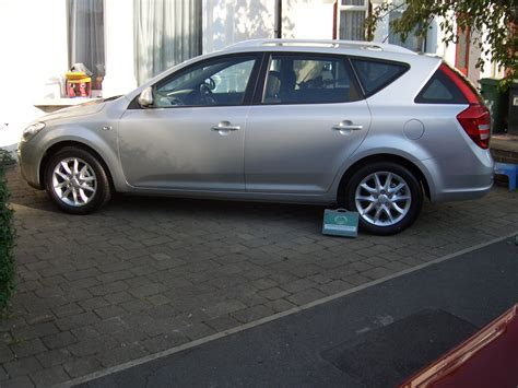 Kia Ceed Sw Dimensions 2008 Kia Ceed Sw Pictures Information And Specs Auto