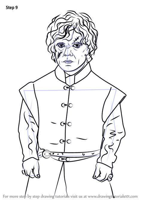 how to draw how to draw characters drawing for beginners how to draw characters step by step basic drawing hacks volume 2 books learn how to draw tyrion lannister characters step by