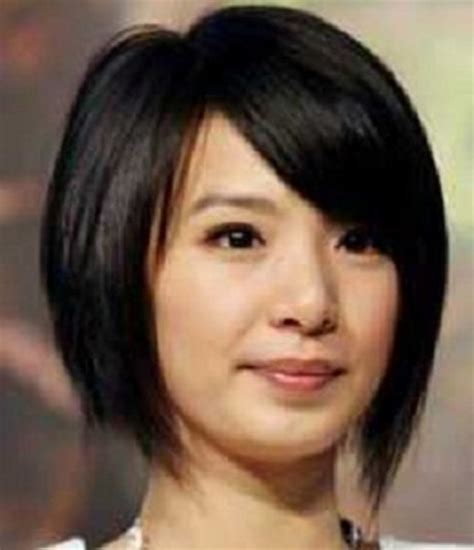 short hairstyles for asian women over 50 asian women short hairstyles