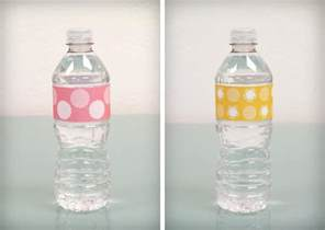 Diy Water Bottle Labels Template by Bump Smitten Diy Shower Water Bottle Labels Free