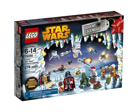 lego mini figure jackpot with the lego star wars advent