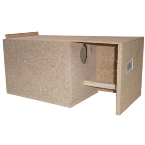 Box Lovebird Lovebird Nest Box