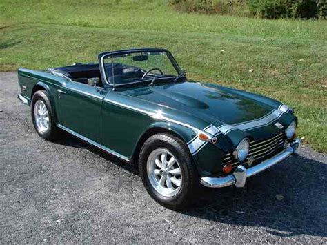 250 tr for sale 1968 triumph tr250 for sale on classiccars 6 available