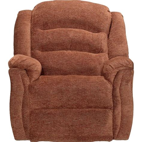 upholstered rocker recliner max 39 quot burgundy upholstered power rocker recliner