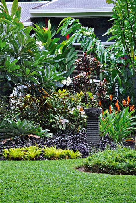 Reasons I Living In A Tropical Country by 25 Best Ideas About Tropical Gardens On