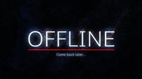 Im Currently Working Three Jobsthe Is Th by Offline Live Offline Screen By L0lock On Deviantart