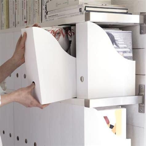 case of 10 ikea magazine holders only 9 63 reg 29 99 10 ikea magazine holders file rack stand holder office