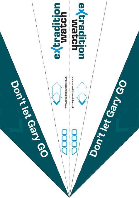 printable paper airplane pdf world record paper plane pdf