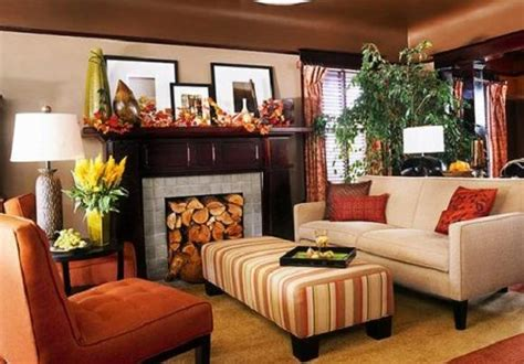 20 Fall Decorations For Your Living Room Ideas Of Living Room Decorating 2