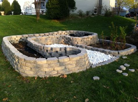 How To Build A Rock Garden Bed 25 Best Ideas About Raised Garden Bed Design On Garden Beds Raised Beds And Raised