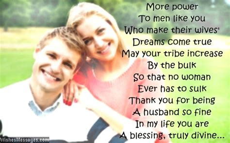 thank you poems for husband wishesmessages com