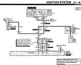 1994 ford ranger i locate a diagram for the electrical wiring system