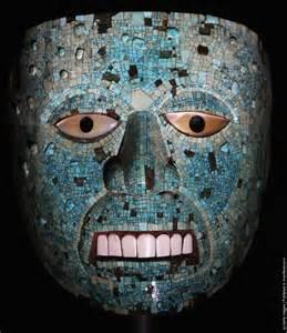 aztec mask template aztec mask