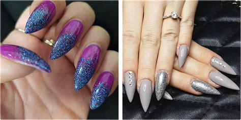 Pictures Of Stiletto Nails 13 stiletto nail designs best ideas for and