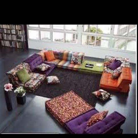 how to make a floor couch collected cushions floor couch awesome for a moroccan