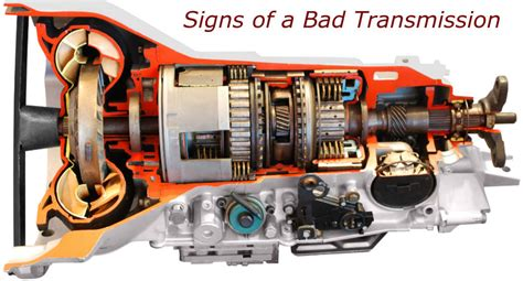 how petrol cars work 2001 nissan xterra transmission control 4 signs your automatic transmission is going bad