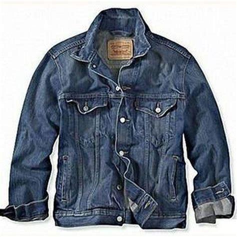 Blazer Levis levi s s 174 standard fit trucker denim jacket 70797
