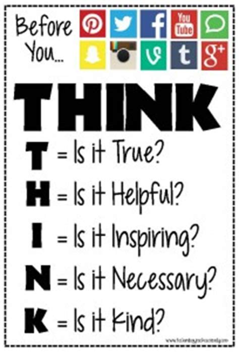 think before you like social media s effect on the brain and the tools you need to navigate your newsfeed books think before you post the clergy project
