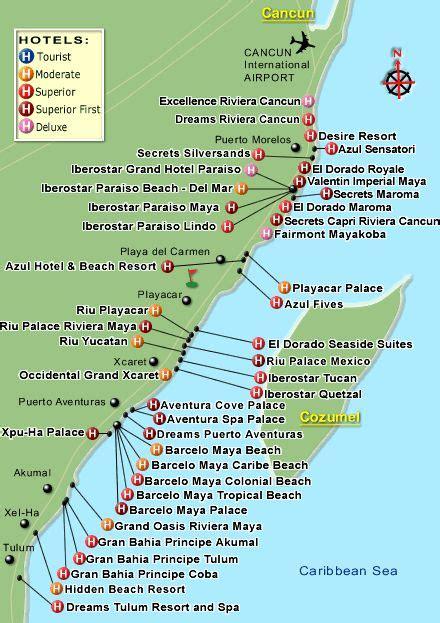 valentin imperial resort map valentin imperial riviera resort map 60 hotels