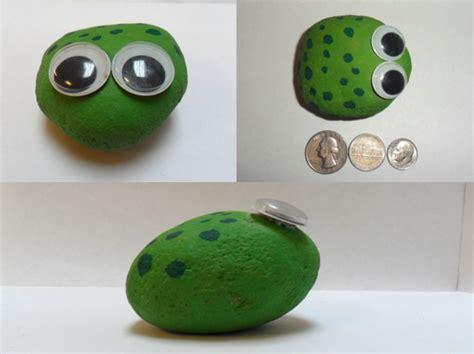 pet rock frog by lutheranchick on deviantart