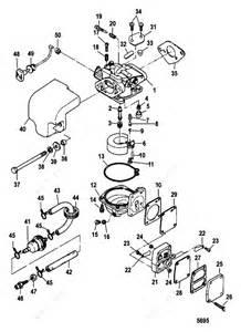 mercury mariner 8 seapro 2 cyl international carburetor
