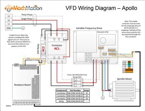 vfd wiring diagrams wiring diagram manual
